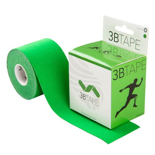 3BTAPE Green Kinesiology Tape, 1012804, Kinesiology Taping
