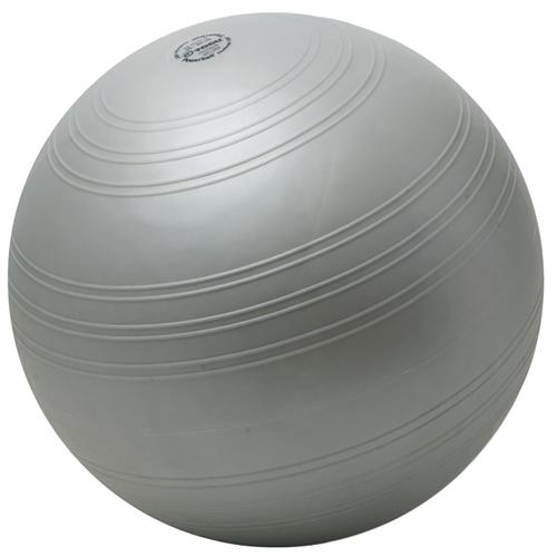Togu Powerball Challenge ABS, 55-65 cm (22-26 in), silver, 3009907, Exercise Balls