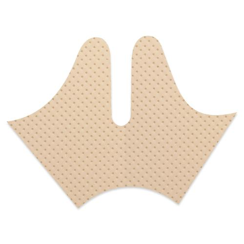 OrfitClassic Precuts, gauntlet thumb post splint, 1/16 micro perforated 13%, small, 3010383, Orfit - Comfortable and lightweight orthoses