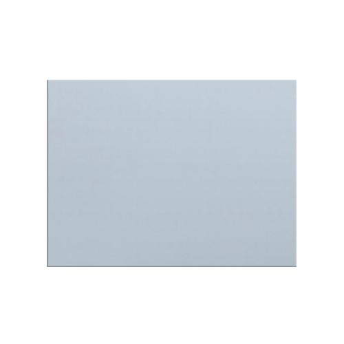 OrfitColors NS, 18 x 24 x 1/8, non perforated, sonic silver, metallic, case of 4, 3010500, Upper Extremities