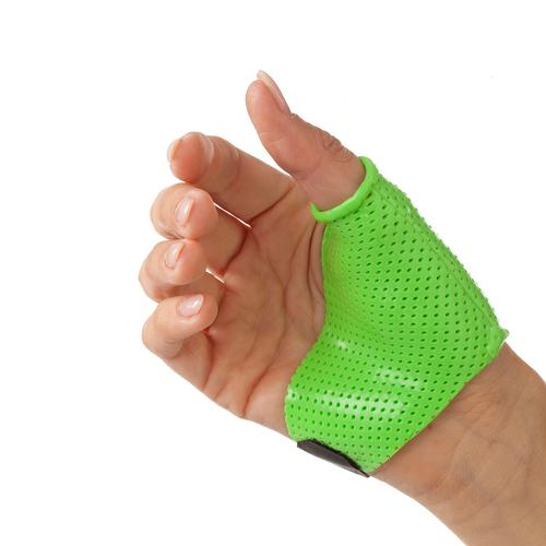 OrfitColors NS, 18 x 24 x 1/12, micro perforated 13%, hot green, case of 4, 3010526, Upper Extremities