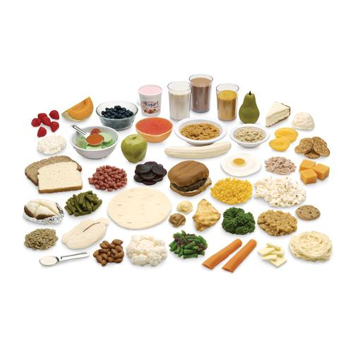 Great Food Replica Kit, 3010646, Nutrition Education