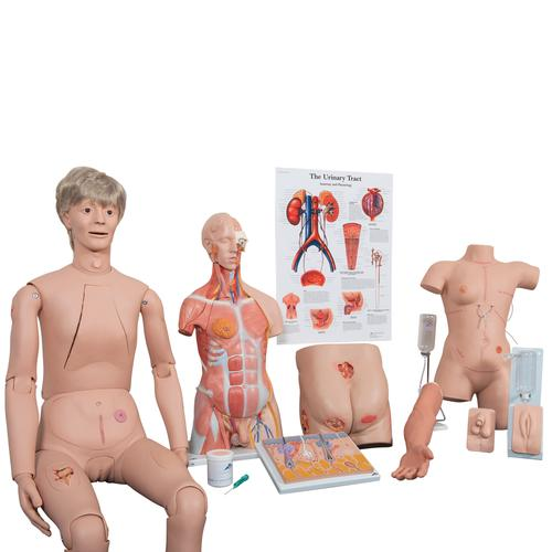 Essential Nursing Lab Set, 8000869 [3011610], Adult Patient Care