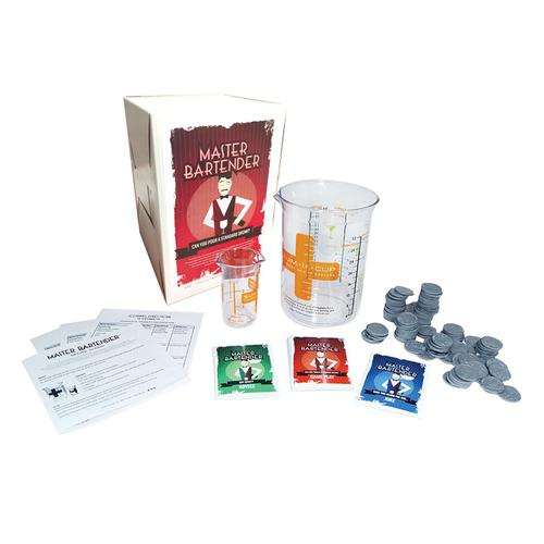 Sum-It-Cup Complete with Master Bartender, 3011773, Drug and Alcohol Education