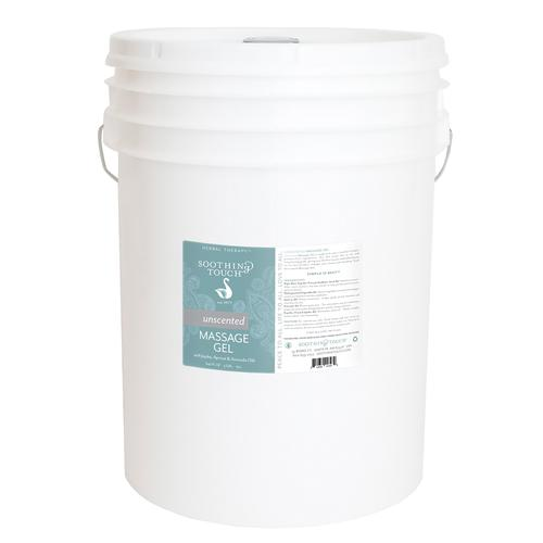 Unscented Massage Gel 5 gallon, 3011793, Massage Lotions