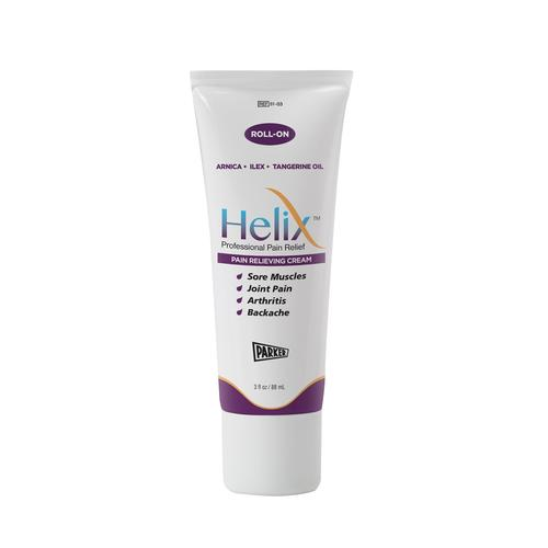 Helix 3 fl oz roll-on, 12/box, 3012107, Helix - Revolutionary Pain Relief