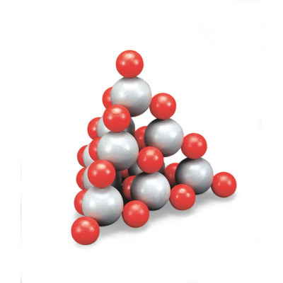 Silicon Dioxide - Molecular Models - Chemistry - 3B Scientific
