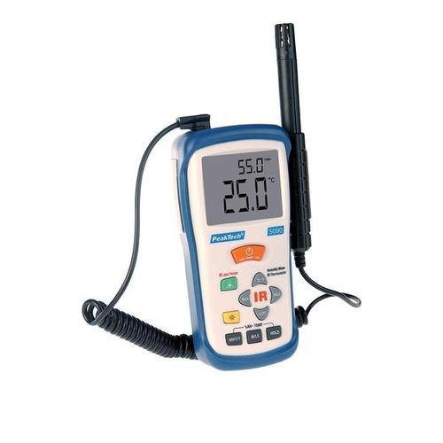 U11819: Infrared Temperature and Humidity Gauge