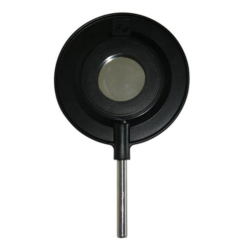 Concave Mirror on Stem f = +75 mm, 1003031 [U17110], Optical Components on Stem