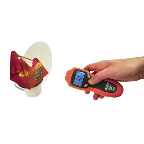 Mini Laser Photo Tachometer, U40142, Rotational Motion