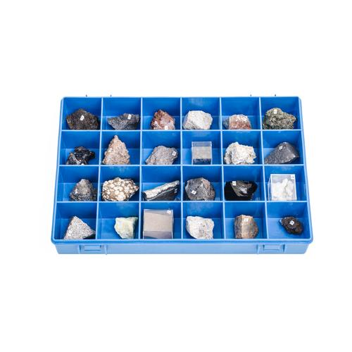 Collection 24 Volcanic Rocks and Minerals, 1018442 [U72010], Petrography