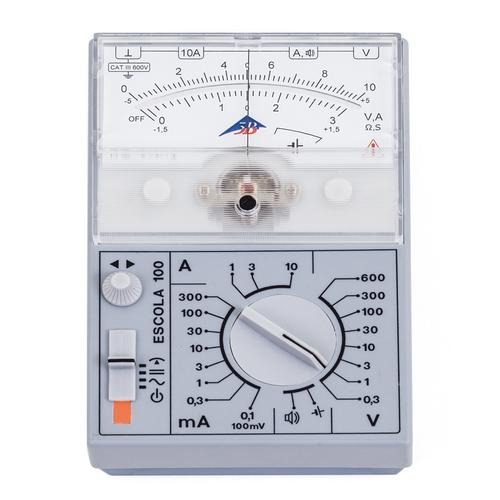 Analogue Multimeter ESCOLA 100, 1013527 [U8557380], Hand-held Analog Measuring Instruments