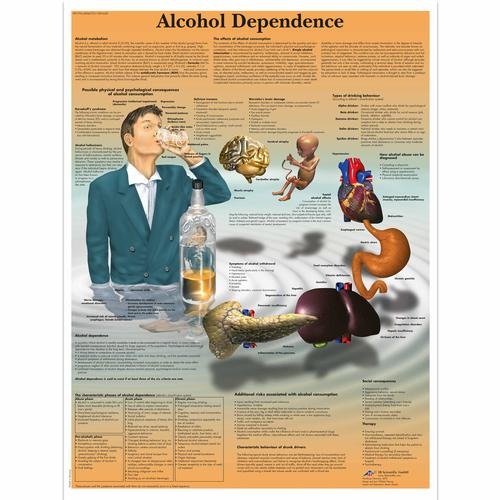 VR1792L: Alcohol Dependence Chart