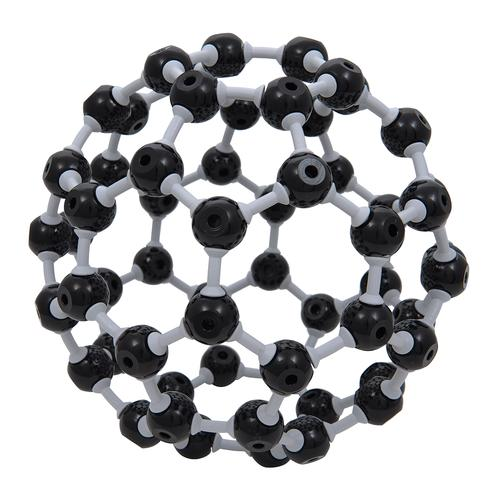 Buckminsterfullerene C60, molymod®-Kit, 1005284 [W19708], Molecular Models