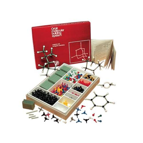 Class-Set - Inorganic/Organic Chemistry, Orbit™, 1005306 [W19805], Molecule Building Sets