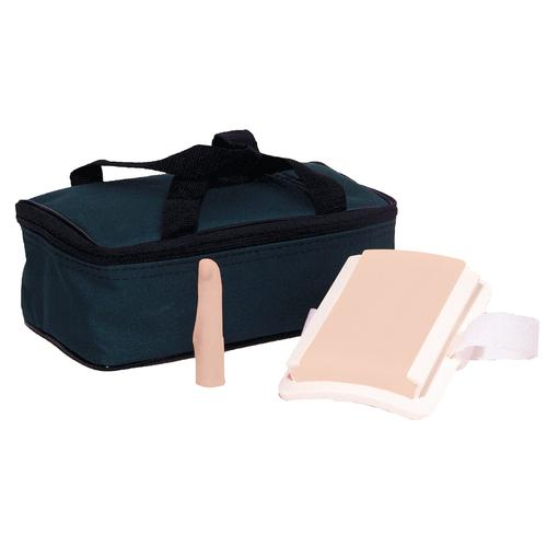 Diabetic Injection Practice Kit - Beige, 1018139 [W43123BE], Diabetic Teaching Tools