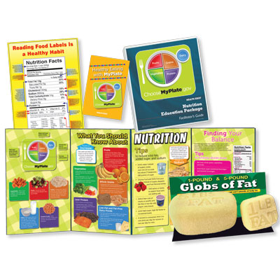 Nutrition Education Package, 3004814 [W43283], Nutrition Education