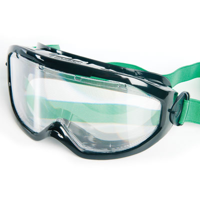 Drunk Busters Low Level BAC Goggles - Green Strap