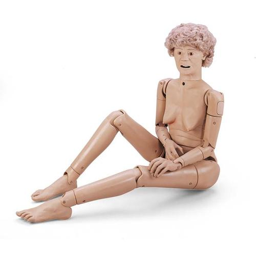 GERi™ Complete Nursing Skills Manikin, 1005597 [W44021], Injections and Punctures