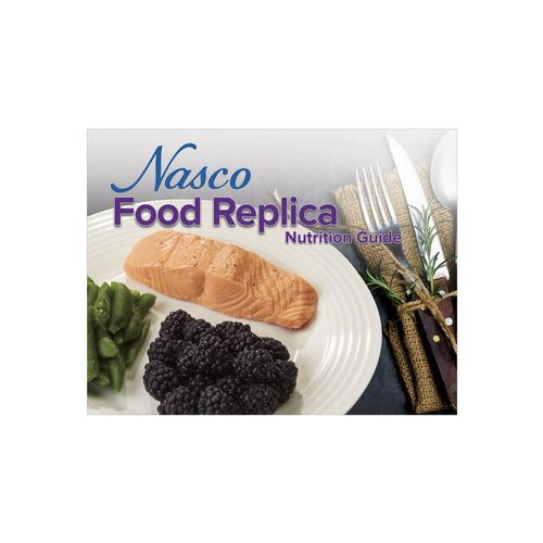 Food Replica Nutrition Guide, 3004462 [W44762], Food Replicas