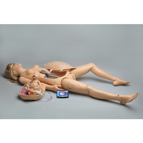 NOELLE® Birthing Simulator with articulating birthing fetus, 1005815 [W45112], Obstetrics