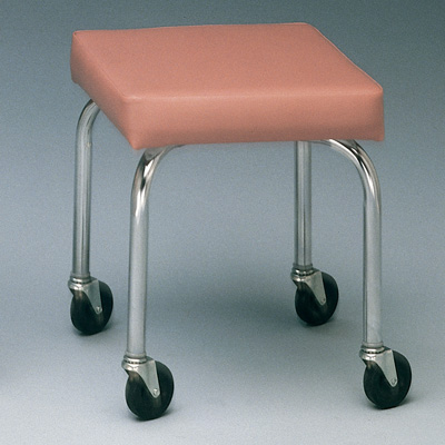 P T Stool With Caster W50821 Bailey 750 Rolling