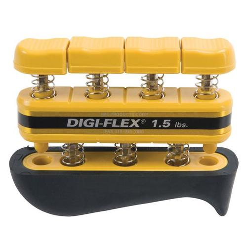 Digi-Flex® Hand & Finger Exercise System - yellow/very light (X) - 1.5 lb., 1005926 [W51124], Hand Exercisers