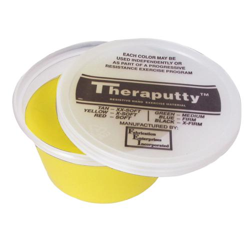 Cando® Thera Putty - 2oz. - yellow/X light, 1009028 [W51130Y], Theraputty
