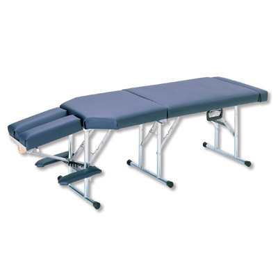 T1000 Deluxe Portable Chiropractic Table Portable