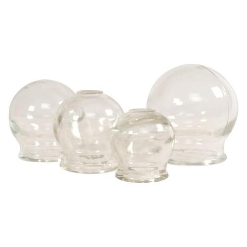 Fire Glass Cupping Set, W53126, Cupping Glasses