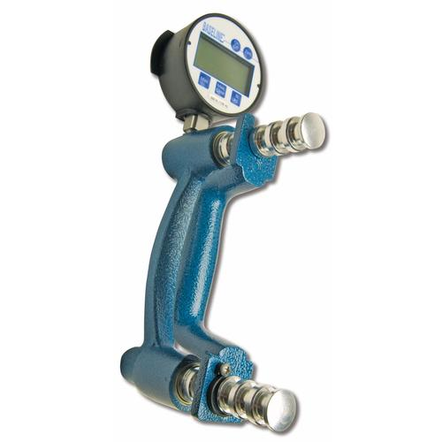 a close examination of the hand grip dynamometer Introduction grip strength measurements have a variety of clinical applications: assessment of chronic disability, response to treatment, work capacity post hand injury, and in determining the sincerity of effort.