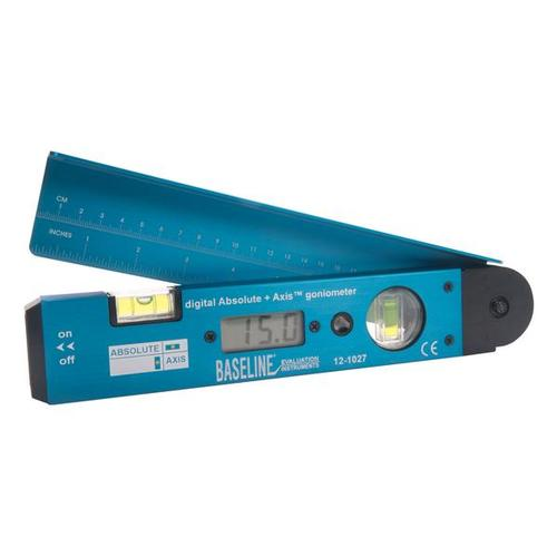 Baseline Absolute Axis 360o Digital Goniometer, 1013990 [W54660], Goniometers and Inclinometers