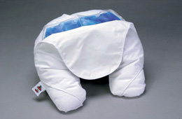 Headache Ice Pillow™ with Ice Pack, W56036, Chilling Units and Cold Packs