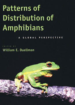 W56509: Patterns of Distribution of Amphibians: A Global Perspective