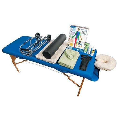 W60600AB: 3B Massage Skill Builder Collection, Blue