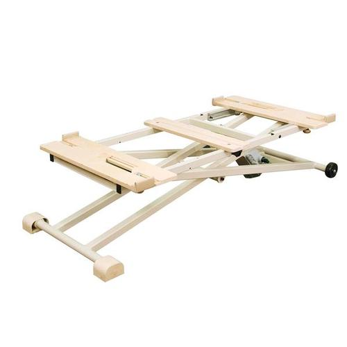 Oakworks Portable Massage Table W60735C: Oakworks® Proluxe Convertible Electric Lift