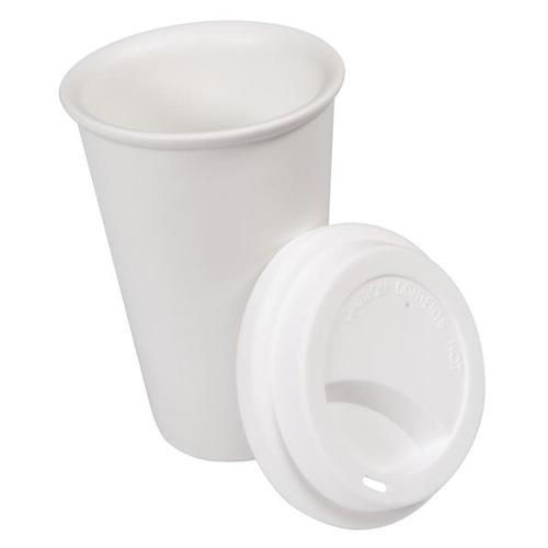 "W64507: Ceramic ""Paper"" Coffee Cup"