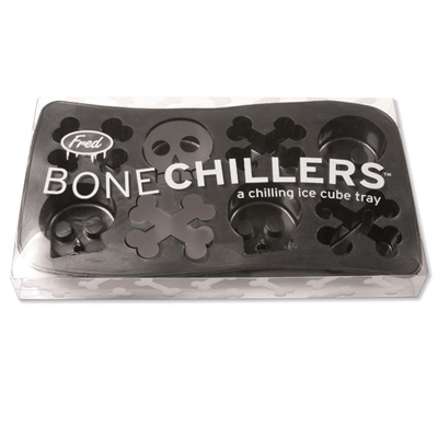 Bone Chillers Ice Tray, W64516B, Halloween Bones and Gifts