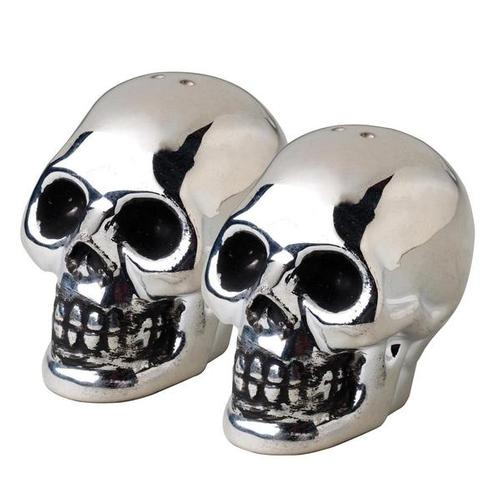 The Bone Collector Salt & Pepper Shaker, W64540SP, Mugs and Kitchen