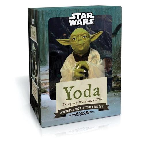 Bring You Wisdom, I Will - Storybook By Yoda, W64771, Books, Cards and Stationery