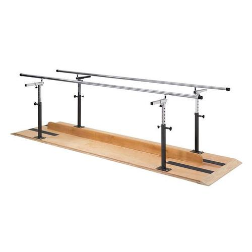 Wall Mount Platform : Bariatric platform mounted parallel bars quot w