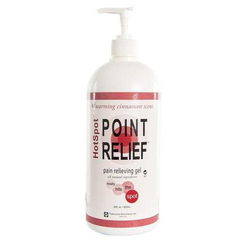 Point Relief HotSpot Gel, 32 oz., Bottle, 1014039 [W67017], Acupuncture accessories