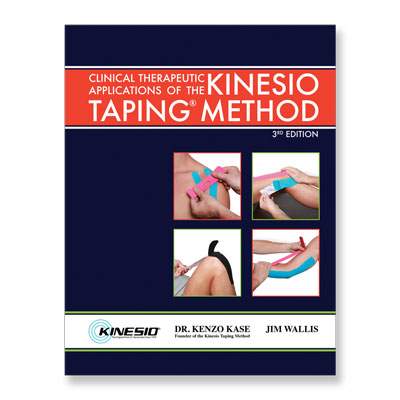 Clinical Therapeutic Applications of the Kinesio Taping Method, 3rd Edition, W67037, Kinesiology Taping