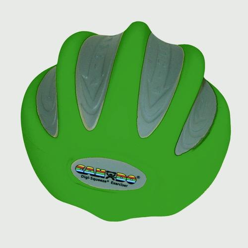 CanDo® Digi-Squeeze , medium - green, 1015421 [W67174], Hand Exercisers