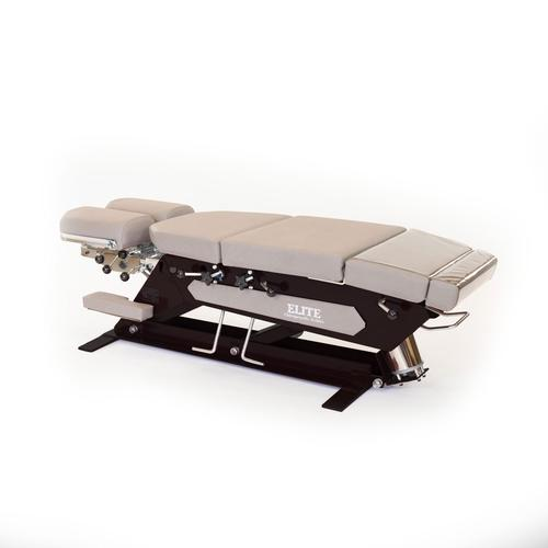 Manual Pump Elevation Table With Cervical Pelvic