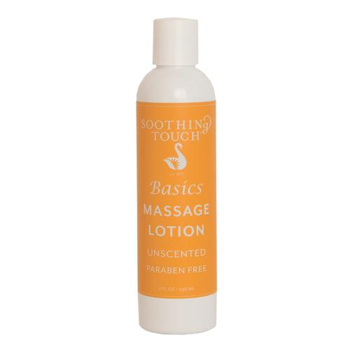Soothing Touch Basics Lotion, 8oz, W673488, Massage Lotions