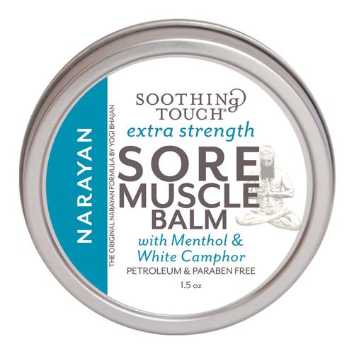 Soothing Touch Sore Muscle Balm, Extra Strength, 1.5oz, W67367NBX-1, Acupuncture accessories