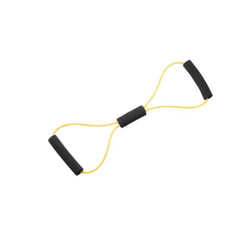 "Cando Bow-tie Tubing - 22"" - yellow/X light, 1014223 [W99686], Exercise Tubing"