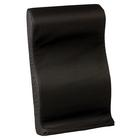 Hibak Lumbar Support for Office Chair, Black, 3008516, Bolsters and Wedges
