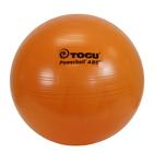 Togu Powerball ABS, 55 cm (22 in), orange, 3009900, Exercise Balls